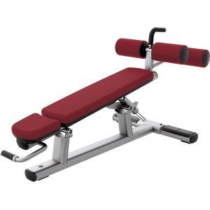 Adjustable Decline / Abdominal Bench Signature Series - Life Fitness