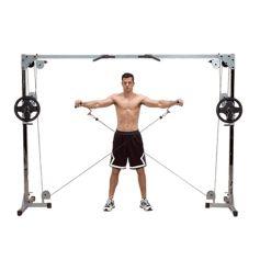 Powerline - Cable Crossover Machine PCCO90X Body-Solid (Musculación)