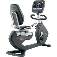 Life Fitness 95R Engage Bicicleta Reclinada Remanufacturada I progym.es