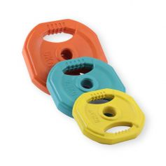 Discos Body Pump 28,5 mm Goma 1.25 Kg - PROWOD I progym.es