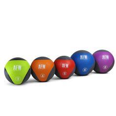 Lote de Balones Medicinales 3-8 kg - AFW (Acondicionamiento)