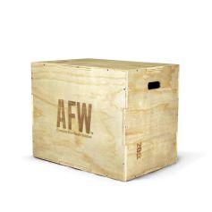 Cajón de salto pliométrico - AFW (Acondicionamiento)