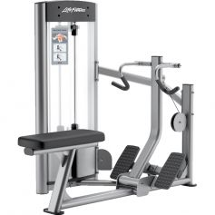 Seated Row Optima Series - Life Fitness (Musculación)
