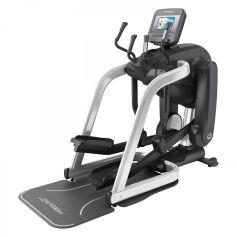 Life Fitness Flexstrider Vélo Elliptique à Pas Variable avec Console Discover SI machines de cardio professionnels