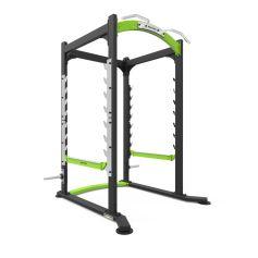 Bodytone Solid Rock SR10E Cage à Squat (Racks) progym machines a charges libres professionnels cages et racks professionnels