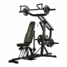Tunturi WT80 Leverage Gym + 80kg
