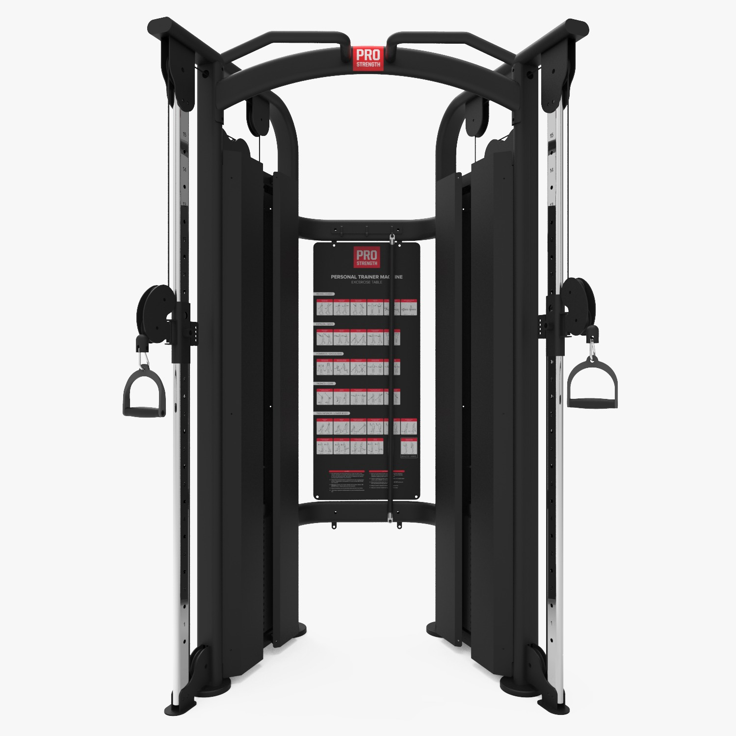 ProStrength Functional Trainer Professionnel