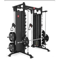 Pro Strength Dual Functional + Multipower + Rack de disques