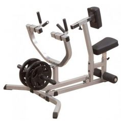 Seated Row machine GSRM40 - BODY SOLID I progym.es