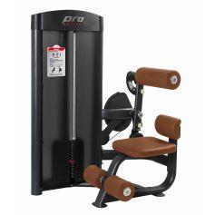 Abdominal - Pro-Series (Musculación) machine á charge guidée
