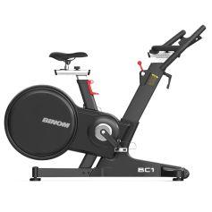 Binom Fitness BC1 Vélo de Spinning Professionnel Magnétique avec Console