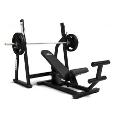 PROIRON Banc Olympique 3x1 Press Ajustable MYTHO BANC OLYMPIQUE MUSUCULATION PROGYM