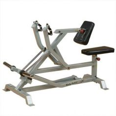 Seated Row Machine ProClub Line - BODY SOLID I progym.es