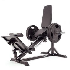 ForceUSA Compact Standing Leg Press / Calf Raise Combo F-CLP