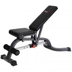 Bodymax Banco Plano, Ajustable y Declinable