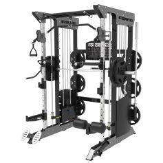 Force USA F100 Functional Trainer – 200 kilos Plaques de Poids inclus
