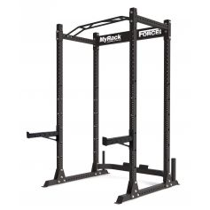 ForceUSA MyRack Power Rack + Chin Up + Spotters Securite