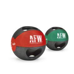 Balón Medicinal con Agarre desde 7 kg - AFW (Acondicionamiento)
