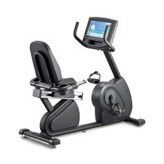 R8 EPLUS SILVER Bicicleta Reclinada - Circle Fitness (Bicicletas reclinables)