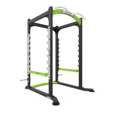 Bodytone Solid Rock SR10E Cage à Squat (Racks) progym machines a charges libres professionnels cages et racks professionnels