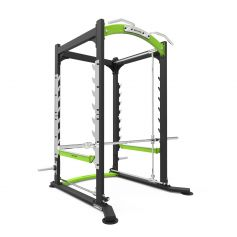 Bodytone Solid Rock SR10P Cage à Squat 3D (Racks) PROGYM CAGES ET RACKS PROFESSIONNELS