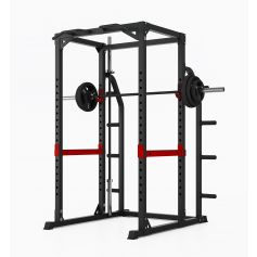 Titanium Strength Evolution HD Power Rack con Almacenamiento
