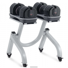 Titanium Strength MaxBell MB360 2-36Kg + Rack