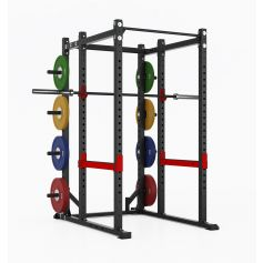 Titanium Strength Athletic Power Rack X Line - 100% Profesional (Musculación)