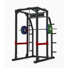 Titanium Strength HD Heavy Duty Power Rack X Line - 100% Profesional