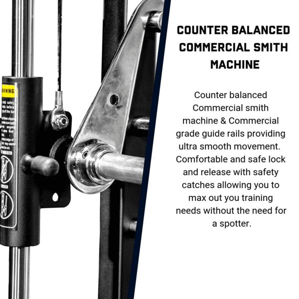 g9 smith machine