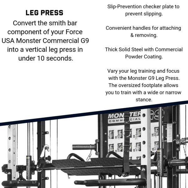 g9 leg press